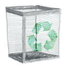 empty, recylebin, trash icon