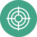 goal, see, target icon, • aim