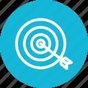 dart, dart board, target icon, • aim icon
