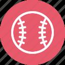 ball, baseball, game, sports icon icon