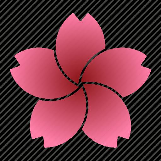 beauty, bloom, flower, japan, sakura icon