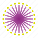 mimosa, flower, purple, bloom, pudica