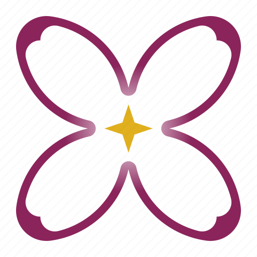 bloom, flower, lilac, spring icon