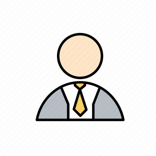 business, employee, office, work, worker, working icon