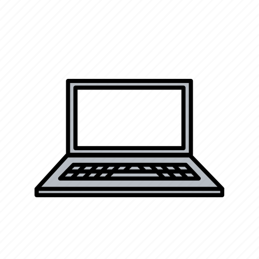 business, communication, computer, internet, laptop, office, work icon