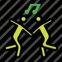 dance, film, genre, movie, music icon