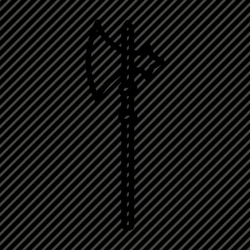 axe, battle, fight, war, weapon icon