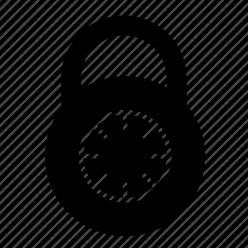 lock, locked, padlock, password, security icon