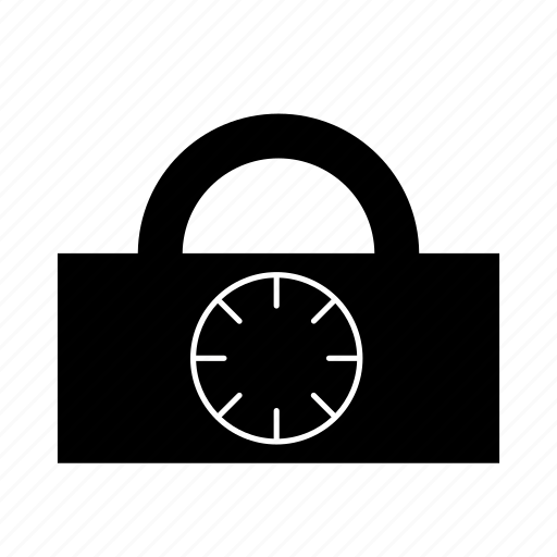 lock, padlock, password, protect, safe, secure, security icon