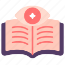 books, hobby, knowledge, learning, reading icon