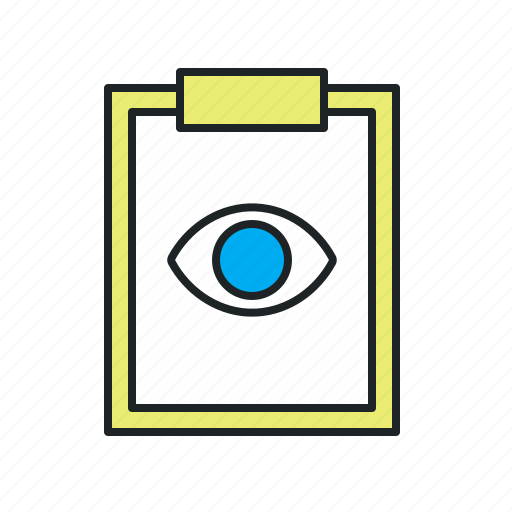 audit, auditing, check up, diagnostic, examine, expertise, revise, revision, scope, survey, vision icon