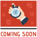coming, element, html, information, interface, soon, web designer icon