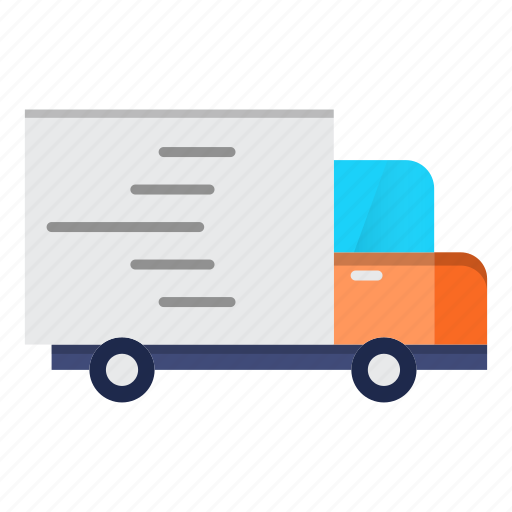 commerce, delivery, shipping, transport, truck icon