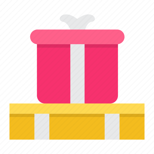 birthday, box, commerce, gifts, present icon