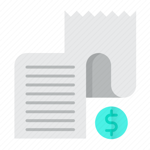 commerce, list, report, shopping icon