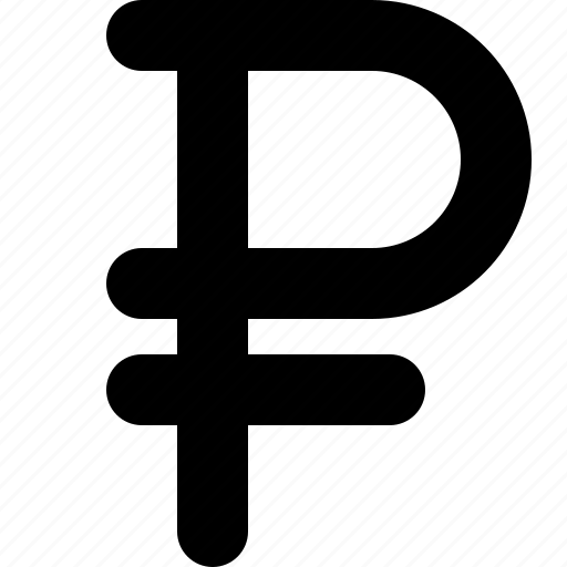 cash, currency, money, price, rubble, rubble currency icon