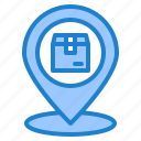 location, delivery, box, product, placehold
