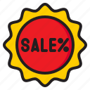 sale, discount, shopping, tag, badge