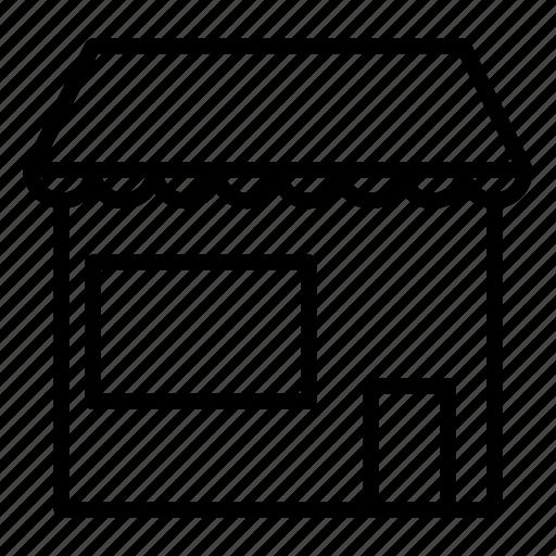 home, house, shop, store, villa icon