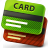 card, cards, credit, payment, visa icon