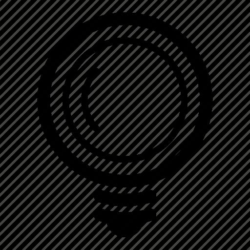 bulb, creative, electrical, idea, light, lightbulb, lighting icon