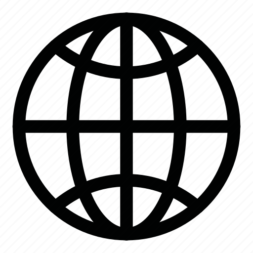 earth, global, globe, internet, network, symbols, world icon