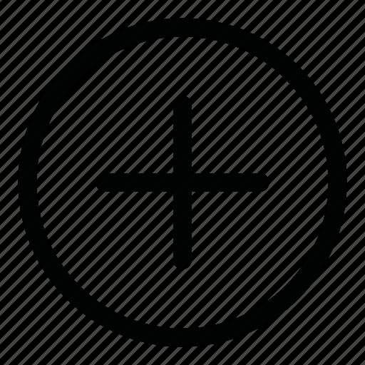 add, create, include, insert, more, plus, ui icon