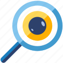 app, business, for, hunt, locate, search, searchers icon
