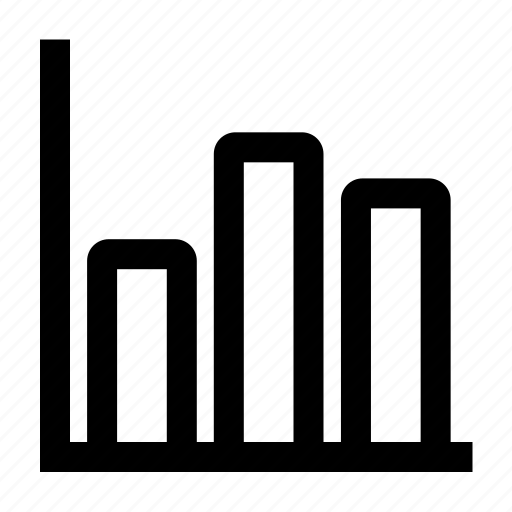 analytics, bar, chart, graph, statistics icon