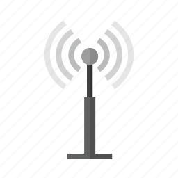 communication, equipment, military, radar, screen, technology, tracker icon