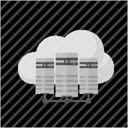 cloud, communication, computing, connection, internet, server, technology icon