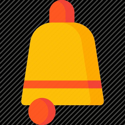 alarm, alert, audio, bell, multimedia, sound, warning icon