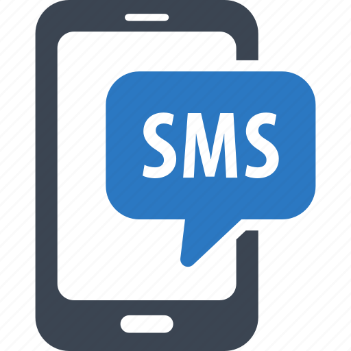 message, smart phone, sms icon