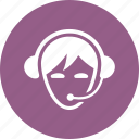 call center, customer service, customer support icon