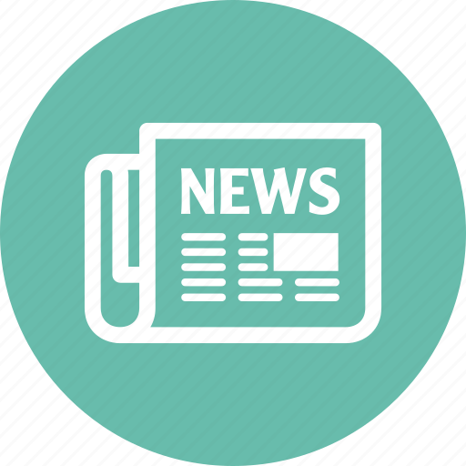 article, news, newspaper, press icon