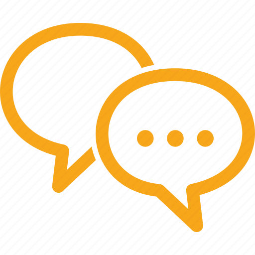 Chat, discussion, speech bubbles, talk icon - Download on Iconfinder