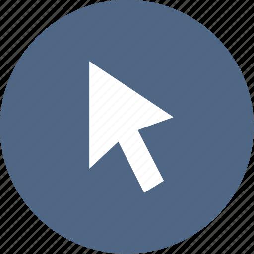 arrow, computer, cursor, mouse, pointer icon