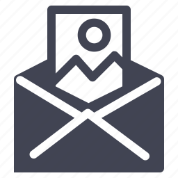 communication, email, image, mail, message icon