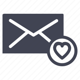 communication, envelope, favourite, mail, message icon