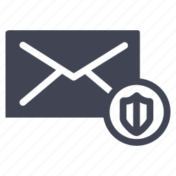 communication, envelope, mail, message, security icon