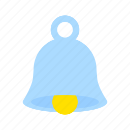 alarm, alert, bell, christmas, communication, ring, xmas icon