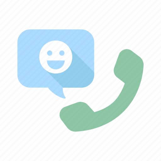 call, communication, message, mobile, phone, talk, telephone icon