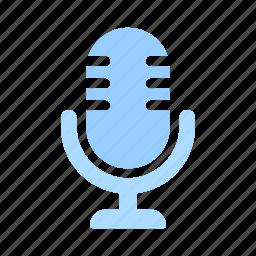 audio, communication, mic, microphone, music, sound, studio icon