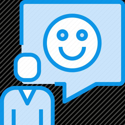 communication, conversation, people, talk icon