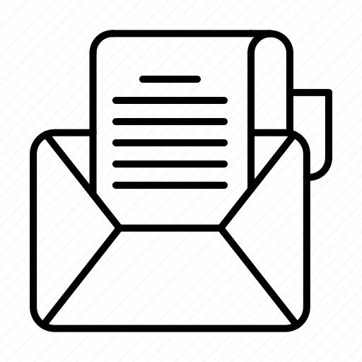 communication, email, envelope, message icon