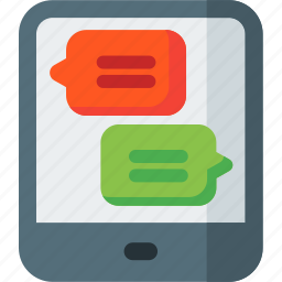 bubble, chat, communication, conversation, interaction, message icon