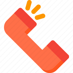 call, communication, device, phone, smartphone, telephone icon