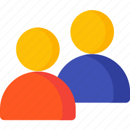 business, marketing, people, profile, user, users icon