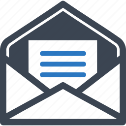 contact us, email, letter, message icon