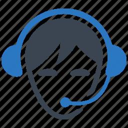 call center, consultant, customer service, customer support icon